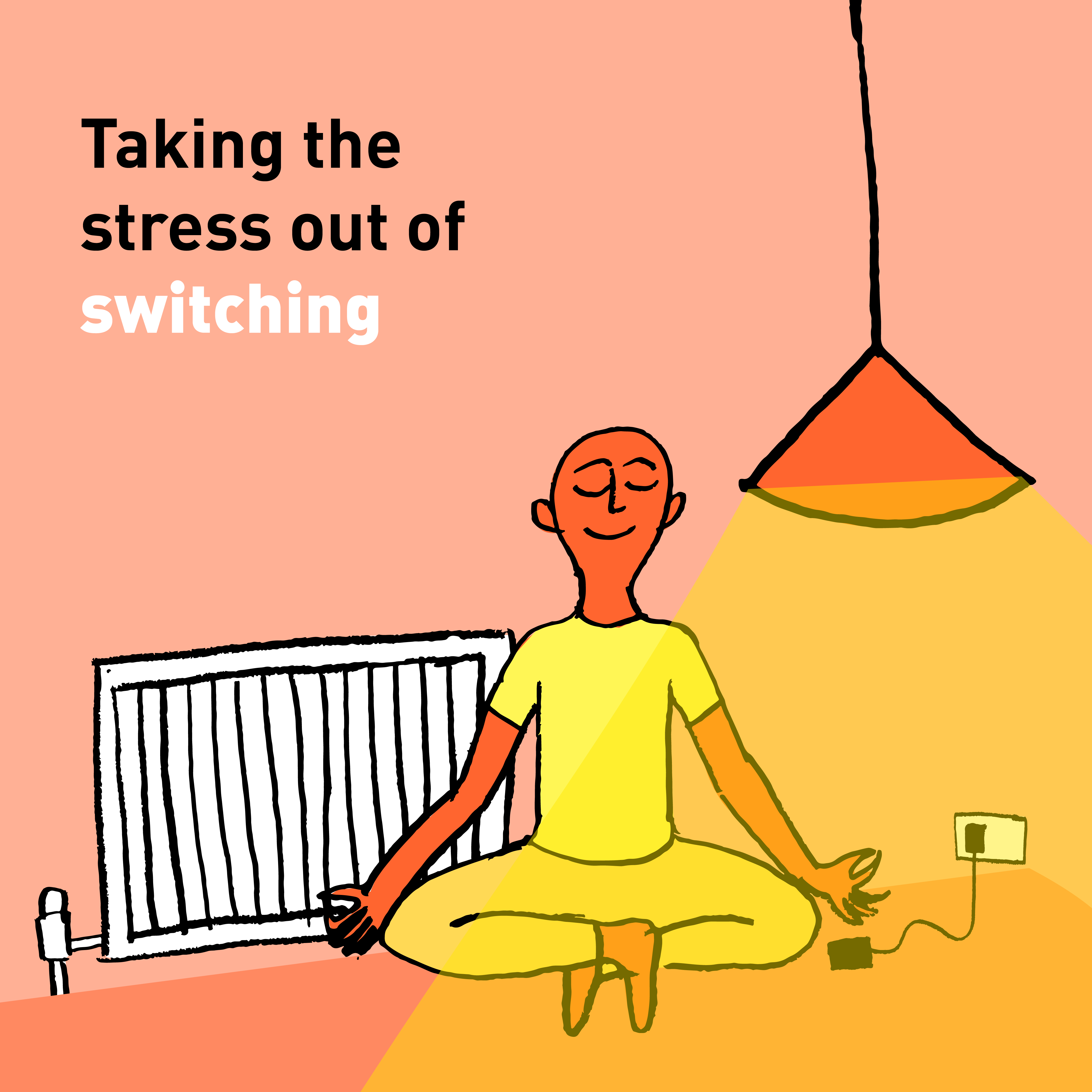Take the stress out of switching - Twitter